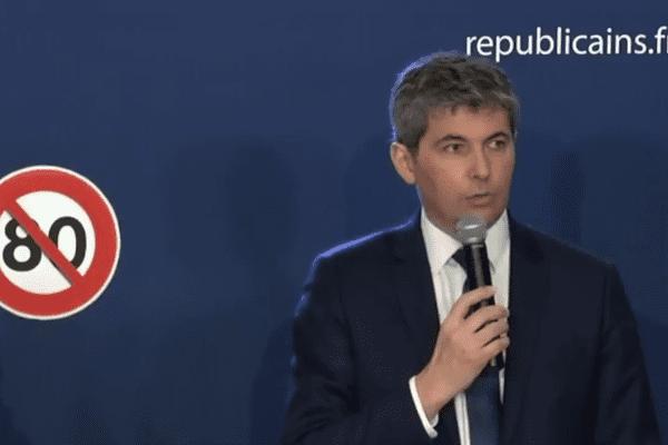 Le maire de Chalon-sur-Saône, et porte-parole du parti Les Républicains, a réaffirmé son opposition à la limitation à 80km/h.