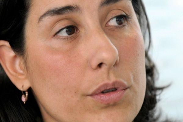 La sénatrice Espagnac