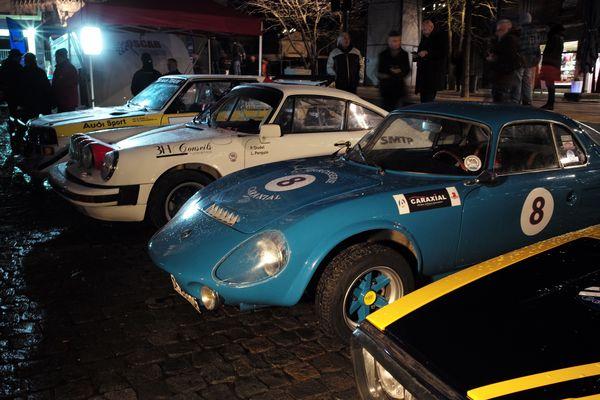111 voitures étaient au départ du 22e rallye Monte Carlo historique, qui est la plus belle ?