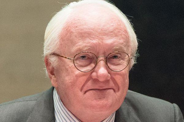 Michel Vauzelle, président PS de la région PACA.