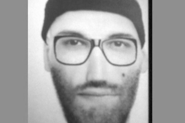 Portrait-robot du meurtrier présumé d'une joggeuse à Nîmes-Courbessac le jeudi 24 janvier 2013.