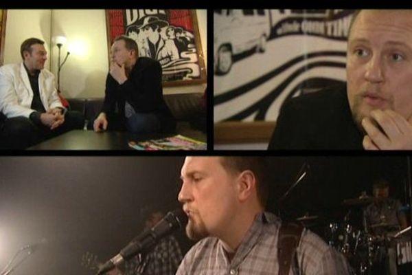 Oldelaf est en concert ce vendredi soir au BBC à Hérouville-Saint-Clair. L'équipe de LOCB l'a rencontré.
