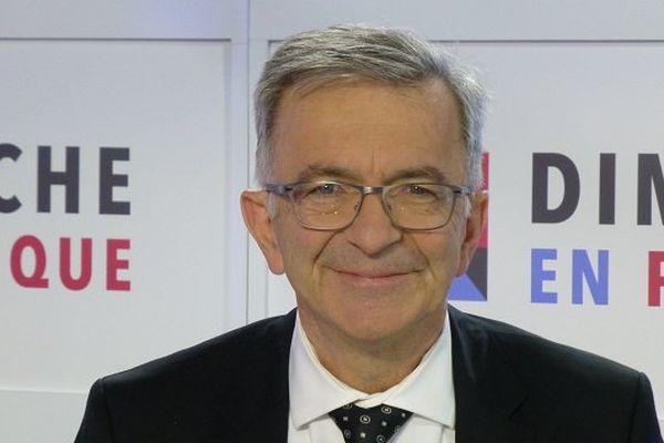 François Bonneau, président de la région Centre-Val de Loire a rencontré le Premier ministre pour mettre en place un plan d'urgence