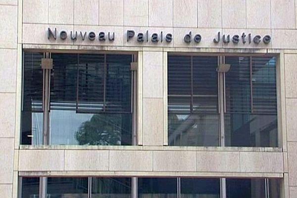 Montpellier - cité judiciaire - archives