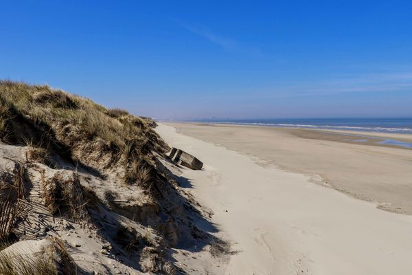La plage de Leffrinckoucke, fermée au public depuis presque deux mois, rouvrira-t-elle dès le 11 mai ?