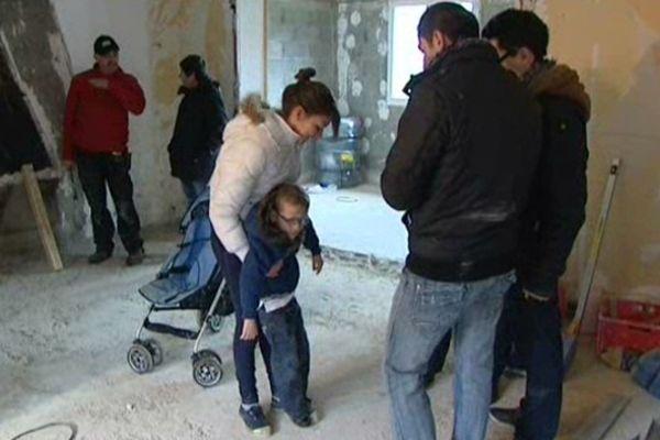 La maison sera totalement adaptée aux besoins de l'enfant