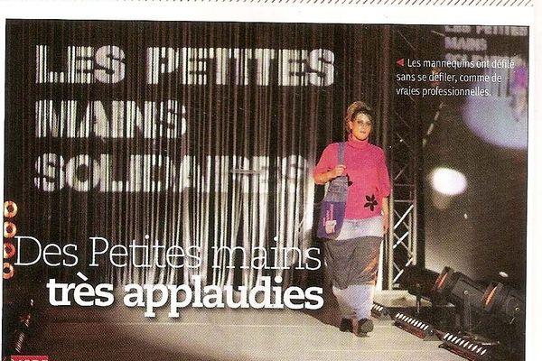 Défilé au Coliseum d'Amiens en 2012