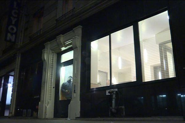 Le centre d'hébergement du 12e arrondissement a ouvert hier soir