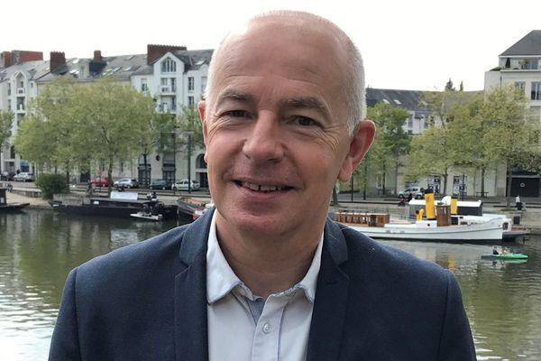 Michel Ménard, tête de liste des socialistes aux Départementales 2021