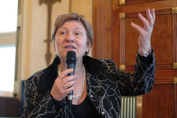 Paulette Guinchard en 2007