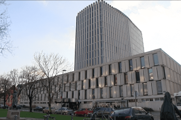 Le palais de justice de Lille où va se dérouler le procès du 2 au 20 février