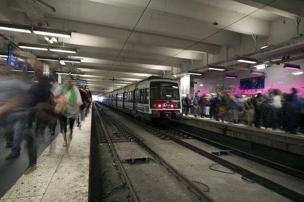 Un incident à la Gare du Nord a fortement affecté plusieurs lignes du RER.