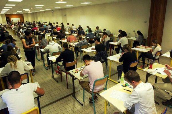 19.847 candidats se sont inscrits pour le baccalauréat 2019 dans l'Académie de Strasbourg.