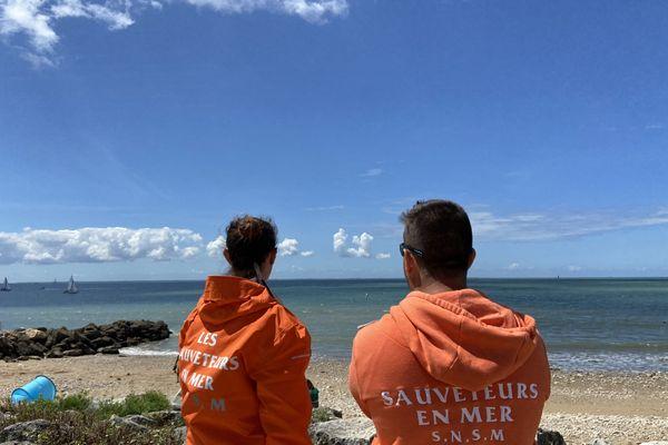 Les sauveteurs en mer sont prêts sur les plages de Charente-Maritime