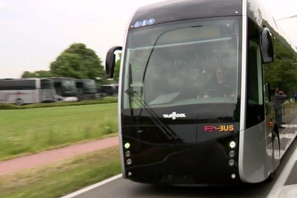 Le premier Fébus sort d'usine en Belgique