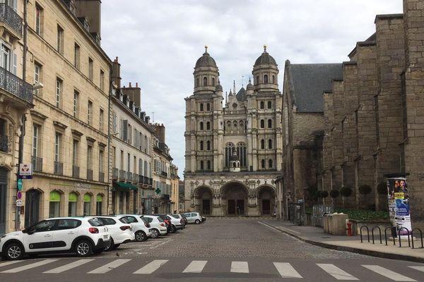 L'église Saint-Michel de Dijon.