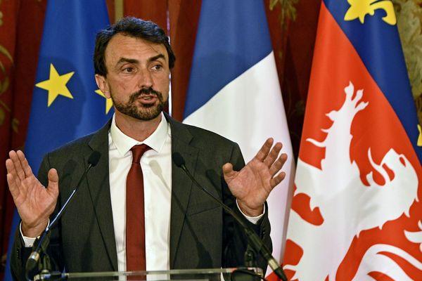 """""""Les dirigeants européens doivent adopter au plus vite un objectif climatique à la hauteur de la crise climatique"""", réclament notamment les signataires, dont Gregory Doucet, maire EELV de Lyon."""