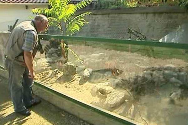 Ce n'est pas le premier fois qu'un animal disparaît au zoo de Fitilieu en Isère