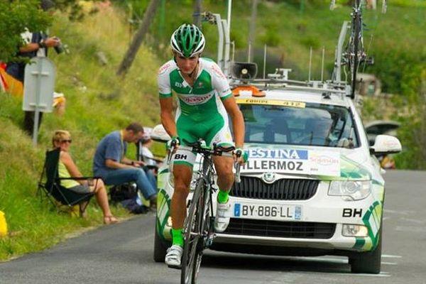 Alexis Vuillermoz sur le Tour de France du centenaire