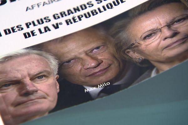 """""""Crime sans châtiment, Bouaké , un des plus grands scandales de la Vème République"""" de Jean Balan."""