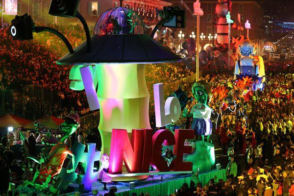 Le carnaval de Nice côté corso et côté coulisses !