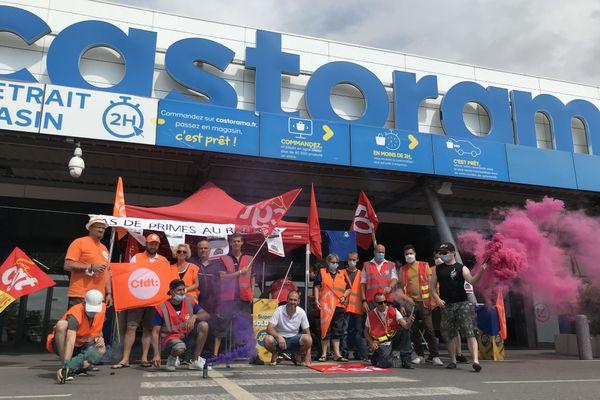 L'appel à la grève a été lancé par cinq syndicats : la CGT, la CFE-CGC, la CFDT, la CFDC et FO.
