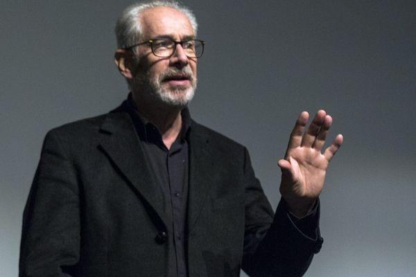 Gérard Camy, figure locale est enseignant et historien du cinéma.