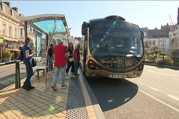 Les bus sont encore gratuits ce mardi à Calais.