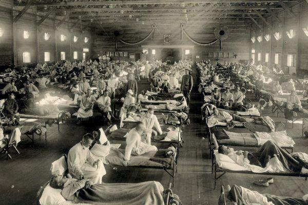 La grippe espagnole, assez peu documentée, reste la pandémie la plus meurtrière de l'histoire. Photo d'illustration