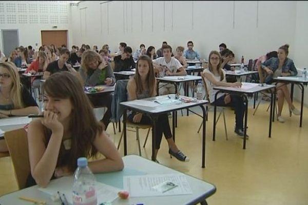 Le Bac 2014 au lycée Cuvier de Montbéliard