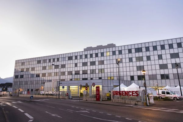 L'hôpital de Chambéry - Photo d'illustration