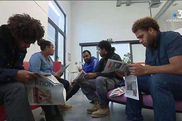 Dimanche 4 novembre, cinq étudiants kanaks à l'université de Corse ont suivi le référendum d'autodétermination de près.