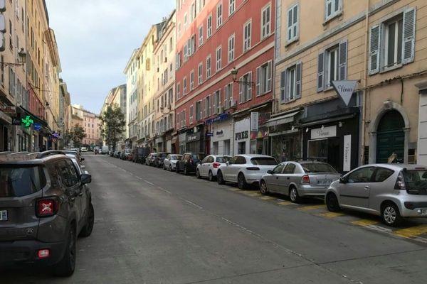 Le trafic routier est en forte baisse depuis le début du confinement, à Bastia comme partout en Corse.