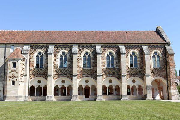L'abbaye de Citeaux fait partie des 12 monuments bourguignons sélectionnés pour le loto du patrimoine.