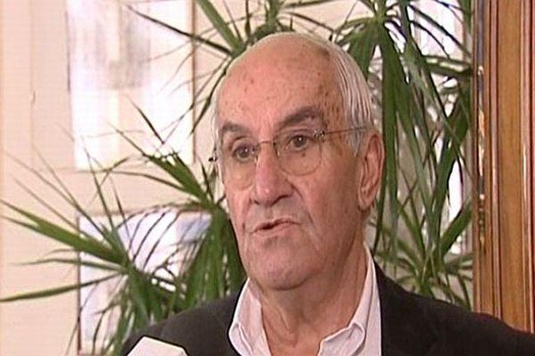 Olivier Lapierre - conseiller général UMP du Gard - archives