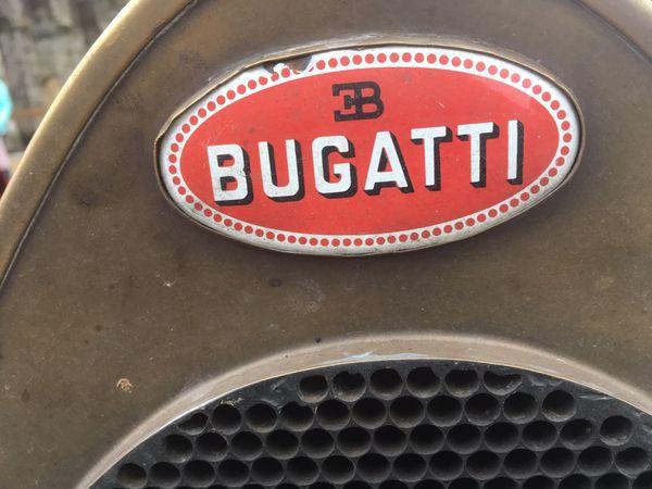 Les Bugatti, voitures de légende