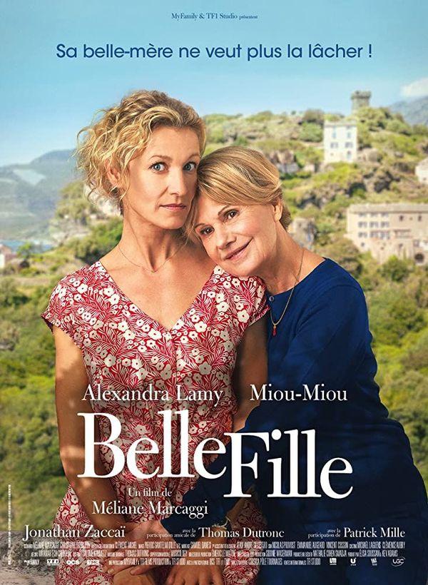 Belle-Fille sortira dans les salles le 19 août prochain