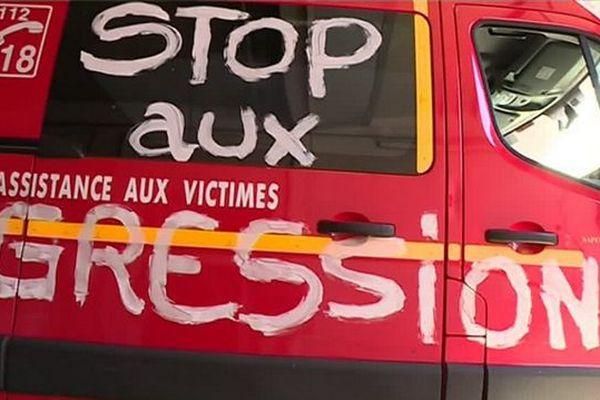 Les pompiers du Gard ont subi de nombreuses agressions depuis plusieurs mois.