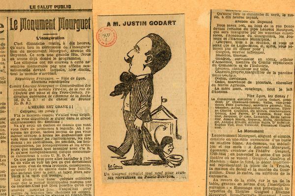Guignol et le Parlement, les deux passions de Justin Godart