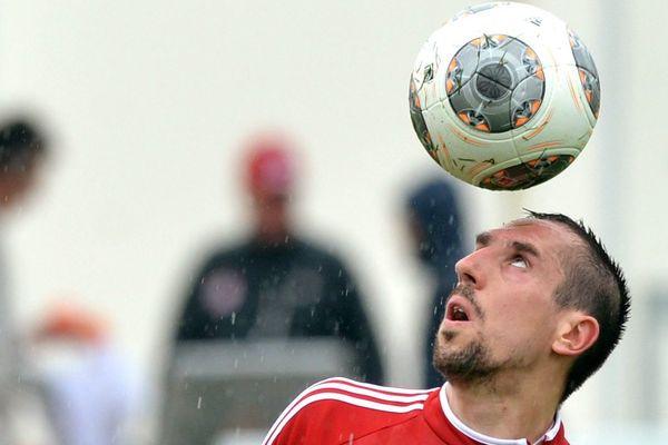 Ribéry semble ne pas manier pas aussi bien sa communication que le ballon...