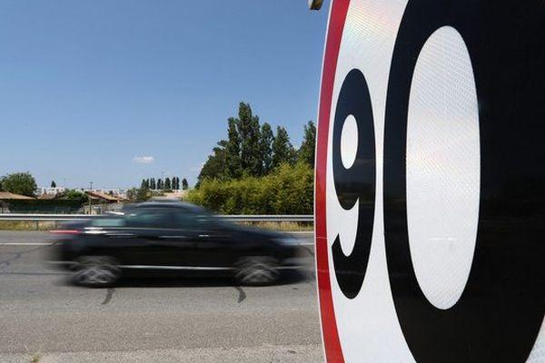Le retour aux 90 km/heure en Corrèze devrait être effectif en février prochain