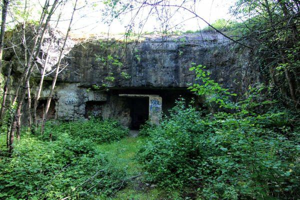 Le fort de Boussois.