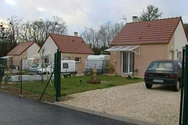 17 familles de la communauté des gens du voyage ont été relogées dans l'Yonne.