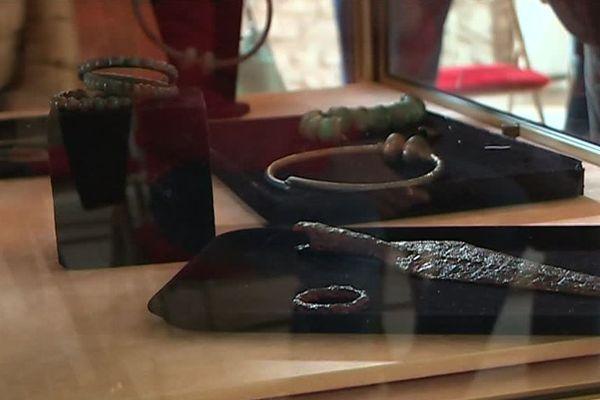 Le musée archéologique de Saint-Germain-en-Laye exposera le trésor de Tavers (Loiret).