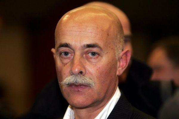 Guy Durand, le maire PS de Millau