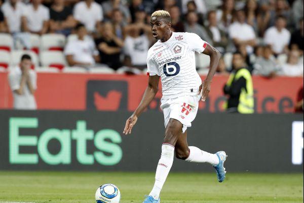 L'attaquant du LOSC aurait 10 jours pour signer son contrat, il pourrait permettre au club d'empocher près de 70 millions d'euros.