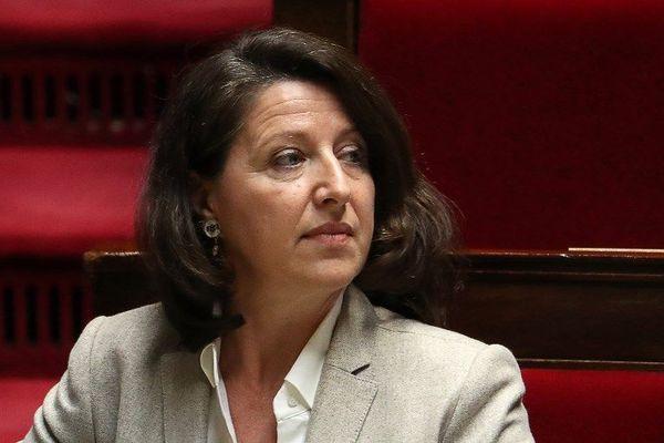 La ministre des solidarités et de la santé, Agnès Buzyn, à l'assemblée nationale, le 6 mars 2019.