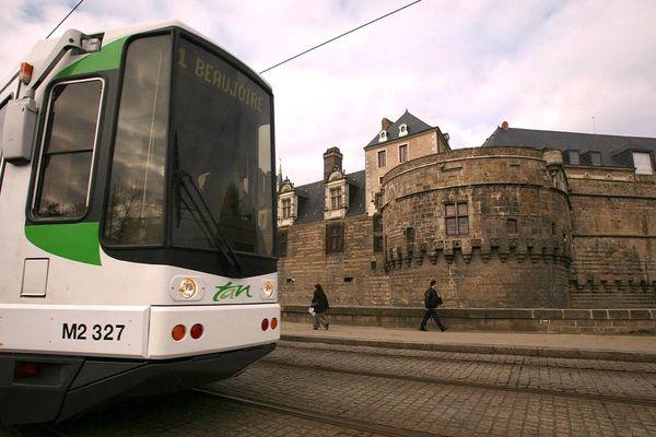 Les transports en commun seront perturbés le 22 février dans le centre de Nantes