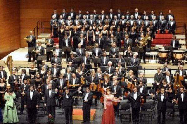 L'Orchestre National du Capitole à Saint Pétersbourg en 2008