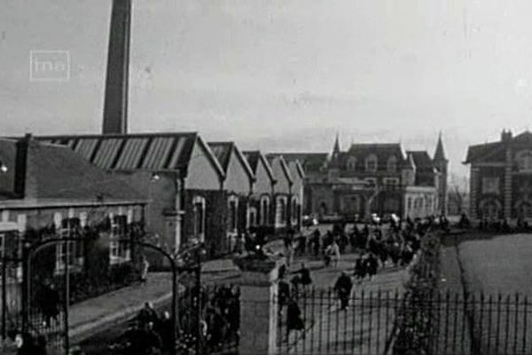 Blois : ancienne friche de l'usine Poulain